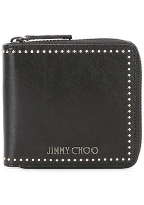 Jimmy Choo Lawrence wallet - Black