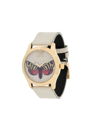 Gucci G-Timeless watch 38mm - Nude & Neutrals