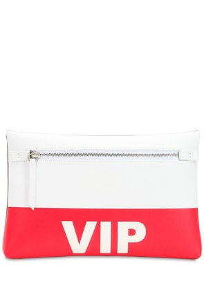 VIP LEATHER POUCH
