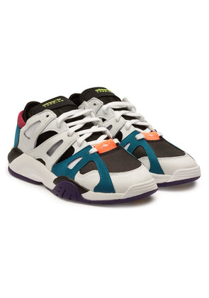 Adidas Originals Dimension Lo Sneakers with Leather and Mesh