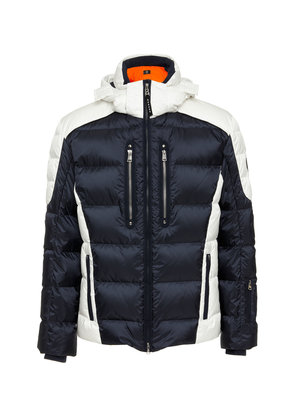 Bogner Carter Quilted Colorblock down