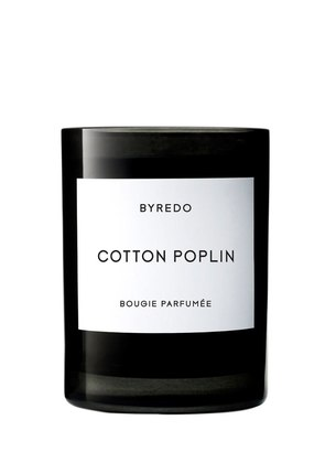 70GR COTTON POPLIN - SCENTED CANDLE