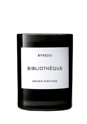 70GR BIBLIOTHEQUE - SCENTED CANDLE