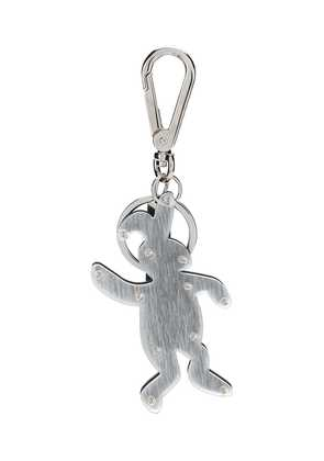 Marni rabbit keyring - Metallic