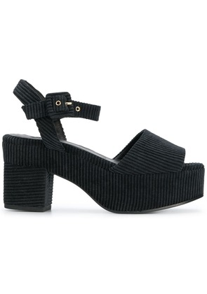 Castañer Yalena sandals - Black