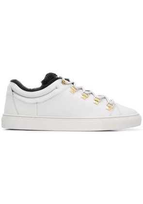 Bally lined low top sneakers - Grey