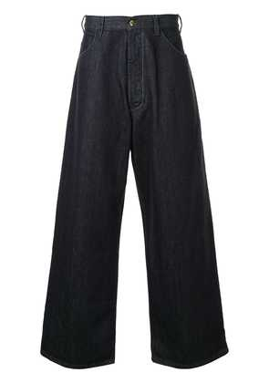 Marni wide leg jeans - Blue