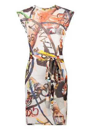 Vivienne Westwood free world dress - Multicolour