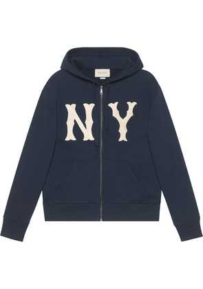 Gucci Sweatshirt with NY Yankees™ patch - Blue