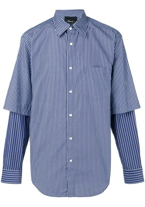 3.1 Phillip Lim double shirt - Blue