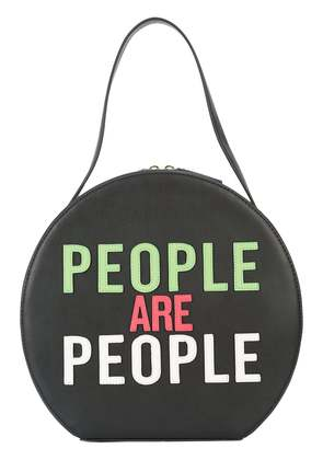 Christian Siriano People Are People shoulder bag - Black