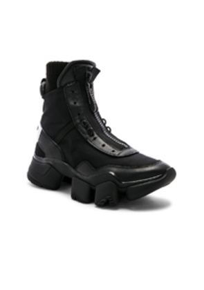 Givenchy Jaw Sneakers in Black