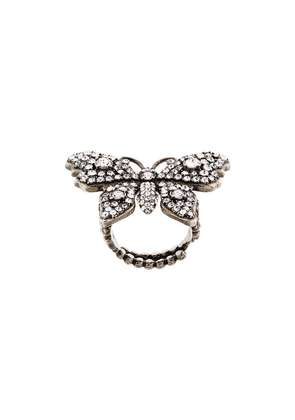 Gucci Butterfly ring - Metallic