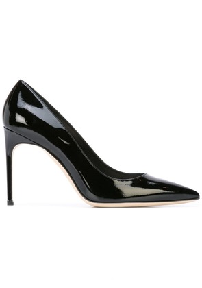 Brian Atwood classic pointed pumps - Black