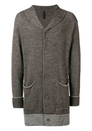 Transit buttoned cardigan - Brown