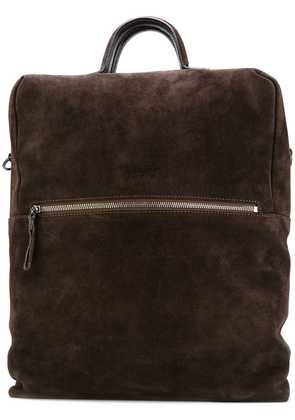 Marsèll structured backpack - Brown