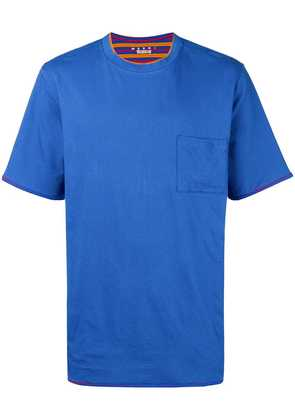 Marni crew neck T-shirt - Blue
