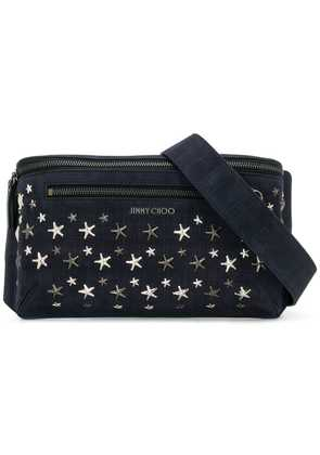 Jimmy Choo Oscar biker belt bag - Blue
