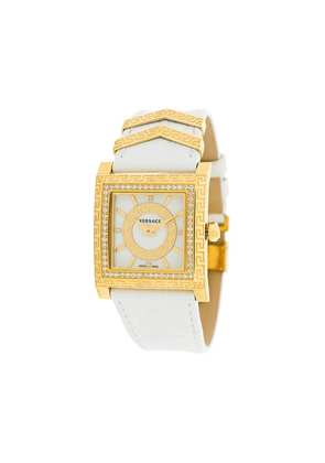 Versace DV-25 watch - Metallic