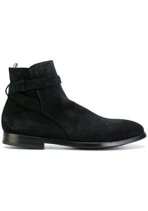 Officine Creative ankle boots - Black
