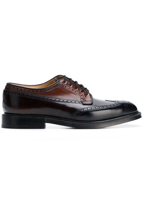Church's classic brogues - Brown