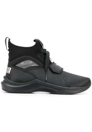 Puma ankle lace-up sneakers - Black