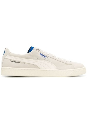 Puma PUMA 36719501 Whisper White Leather/Fur/Exotic Skins->Leather -