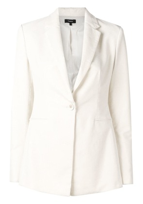 Theory perfectly fitted jacket - White