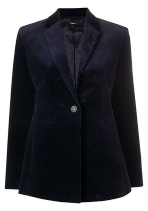 Theory perfectly fitted jacket - Blue