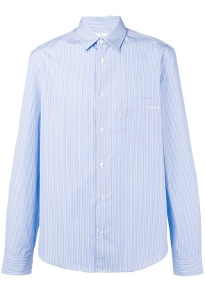 Golden Goose Deluxe Brand classic striped shirt - Blue
