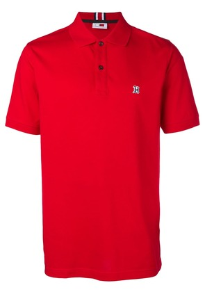 Hilfiger Collection classic polo shirt - Red
