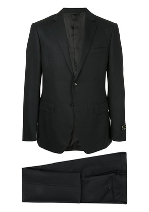 D'urban two-piece formal suit - Black