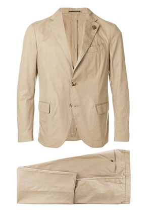 Lardini two piece suit - Brown