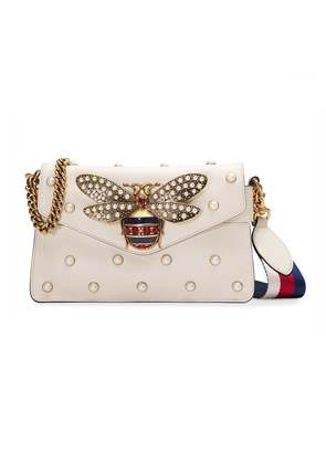 Gucci Broadway leather clutch - Nude & Neutrals