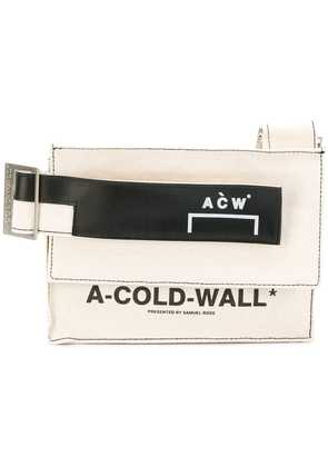 A-Cold-Wall* Canvas utility bag - Unavailable