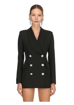 LVR EDITION WOOL BLAZER DRESS