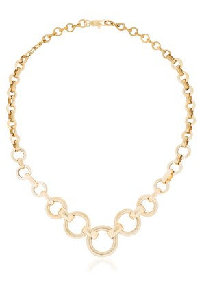 CAMBIA HOOPS NECKLACE