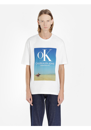 Calvin Klein Established 1978 T-shirts