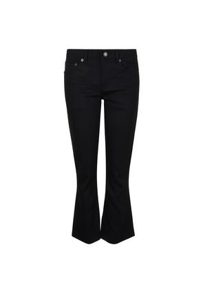 SAINT LAURENT Cropped Jeans