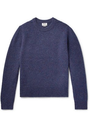 Kai Mélange Wool Sweater