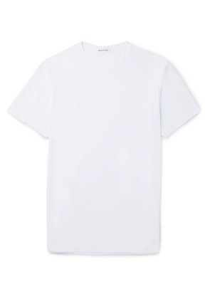 Edvin Stretch-cotton Jersey T-shirt