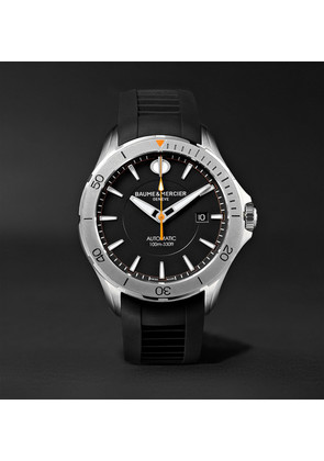Clifton Club Automatic 42mm Stainless Steel And Rubber Watch