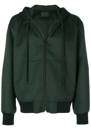 Alexander Wang loose bomber jacket - Green