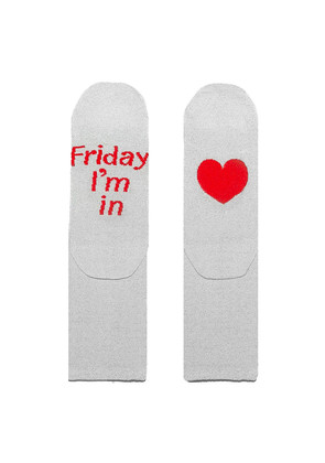 Sparkle Socks - Friday I'm In Love