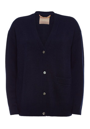 81 Hours Harlow Cardigan in Wool and Cashmere