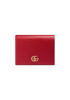 Gucci Leather card case - Red