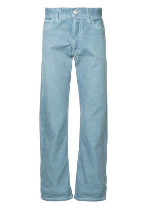 Marni regular straight-leg jeans - Blue