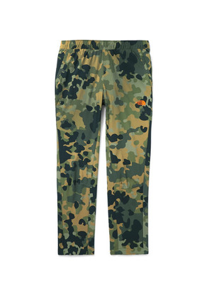 Mountek Camouflage-print Stretch-shell Trousers