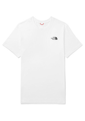 Dome Logo-print Cotton-jersey T-shirt