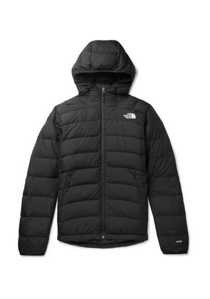 La Paz Quilted Ripstop Hooded Jacket